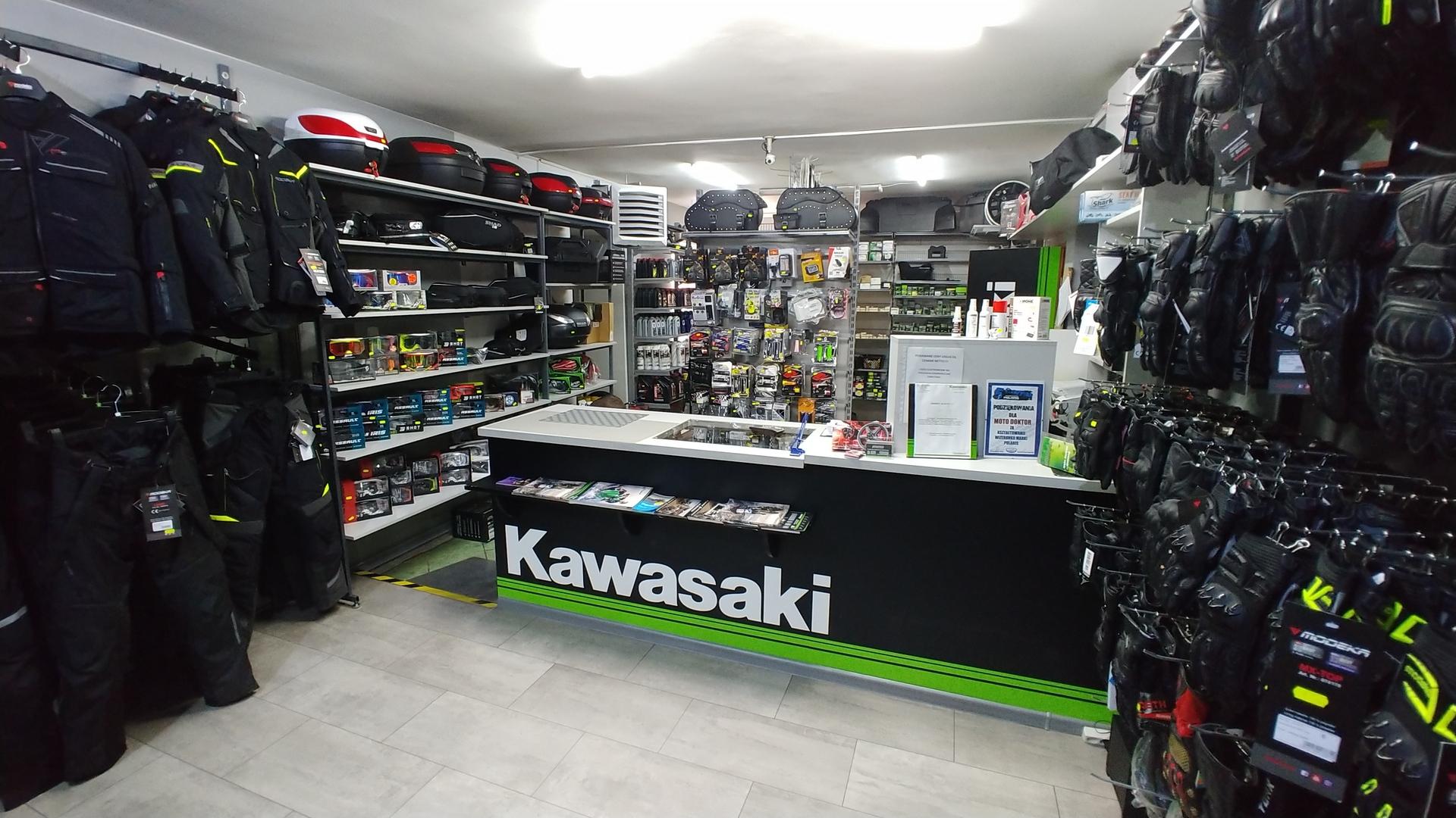 Stanowisko Sprzedaż MotoDoktor